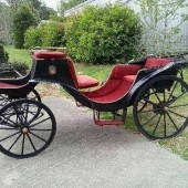 Victorian wedding Carriage For Weddings & Events