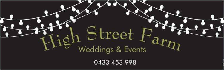 wedding venue, high street farm, byron bay, outdoor weddings, rustic weddings,